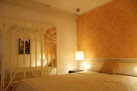One of the 2 exquisite bedrooms