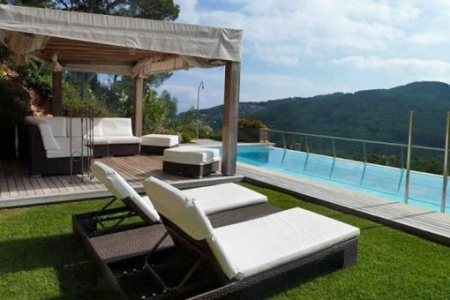 Luxury villa near the sea in Begur